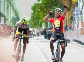 Tour d'Siak 2013 Yellow Jersey
