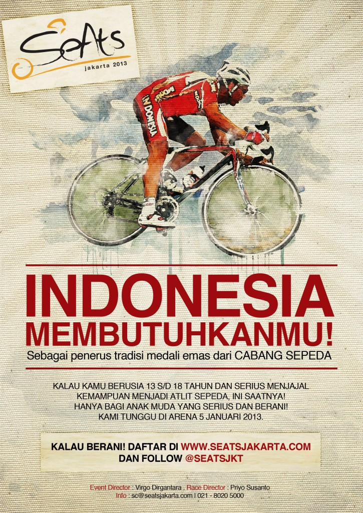 Indonesia Membutuhkanmu