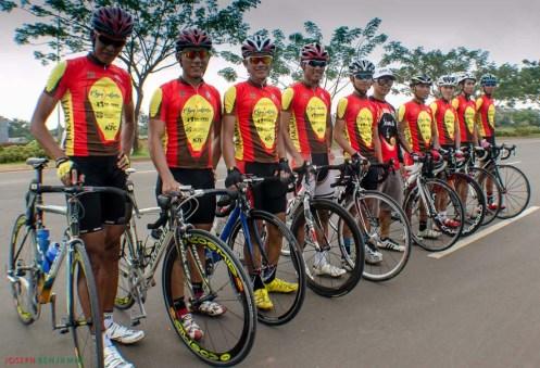 Atlit dan Pelatih Tim DKI Jakarta