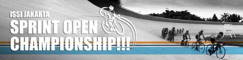Sprint Open Champ - Banner